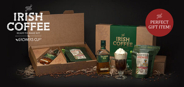 Irish Coffee Kit