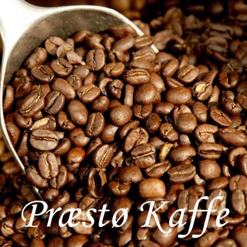 Præstø kaffe.
