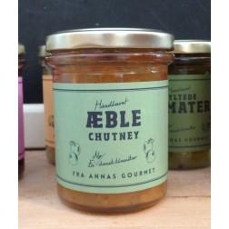 Anna´s Gourment.   Æblechutney