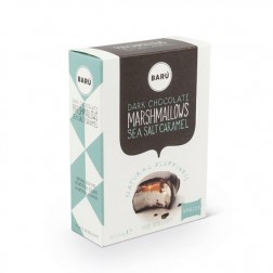 BARÚ - Seasalt Caramel Marshmallows 60 g