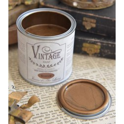 Vintage Paint. Bronze metal 200 ml.