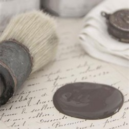Vintage Paint. Chocolate Brown
