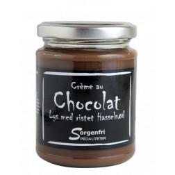 Chokolat med Hasselnød