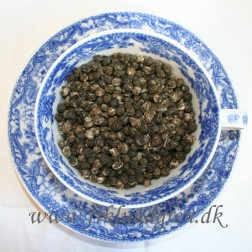 China Jasmin Silvery Perles