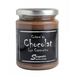 Chokolat lys cappucino