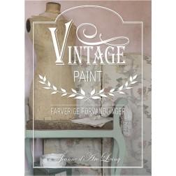 Vintage Paint - Farverige forvandlinger. Jeanne d´Arc Living