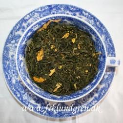 Grøn Abrikos te