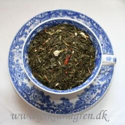 Grøn Chili te.
