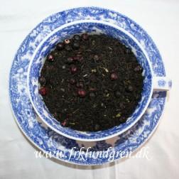 Blåbær te