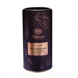 Whittard Luxury Hot Dark Chocolate.