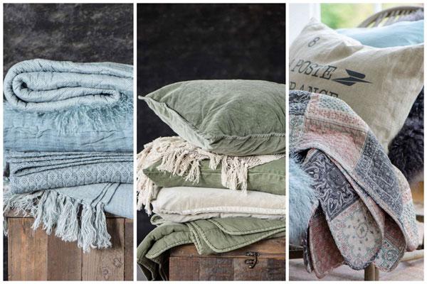 Diverse tæpper/Quilt mm.