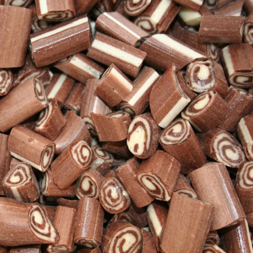 Bolcher. Cacao