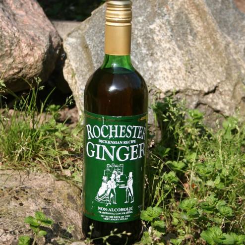 Rochester Ginger. Grøn