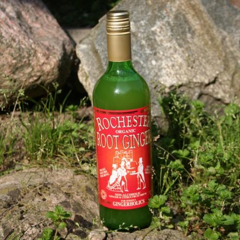 Rochester Ginger. Rød økologisk