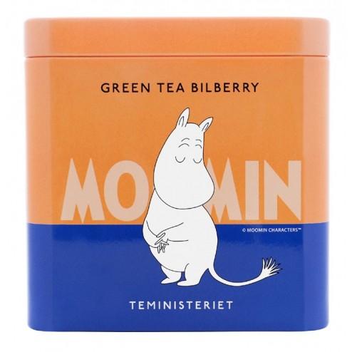 Moomin Grøn te Bilberry