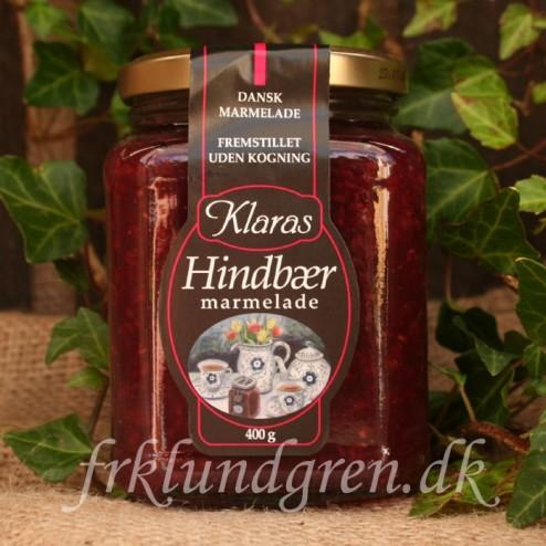 Klara Marmelade. Hindbær
