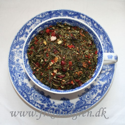 Grøn Præstø te