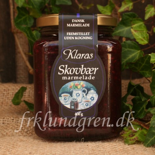 Klara Marmelade. Skovbær