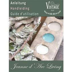 Jeanne d´Arc Living - Malemagasin om Vintage paint
