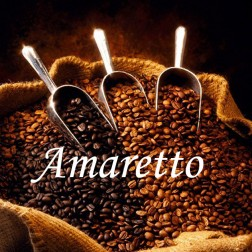 Dessertkaffe. Amaretto / Mandel