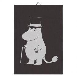 Ekelund. Big Moominpappa Viskestykke