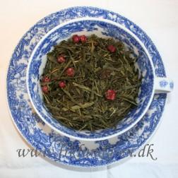 Grøn Frugthave te