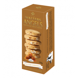 Kager. Walters Angels Salted Caramel Nougat Biscuits