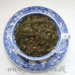 Grøn Kvæde te.