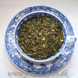 Grøn Lakridsrods te.