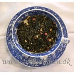 Økologisk. Grøn Sweet Summer te.