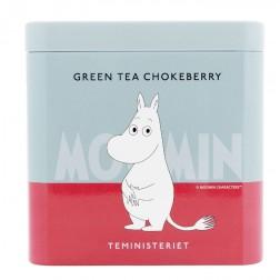 Moomin Grøn te Chokoberry