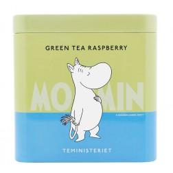 Moomin Grøn te Hindbær